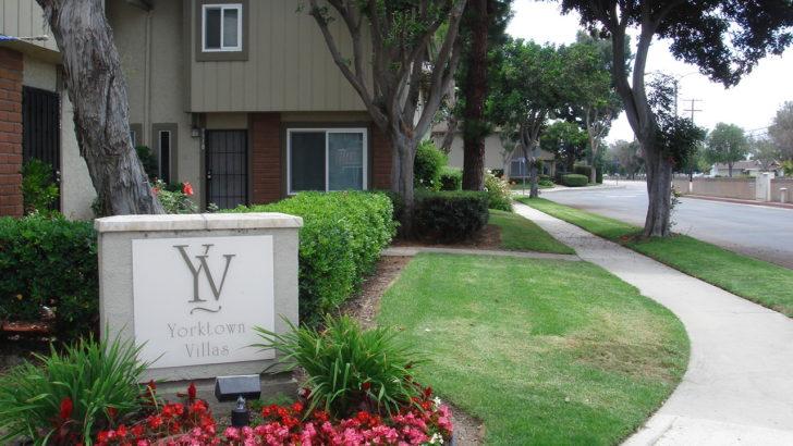 Yorktown Villas Condos Huntington Beach