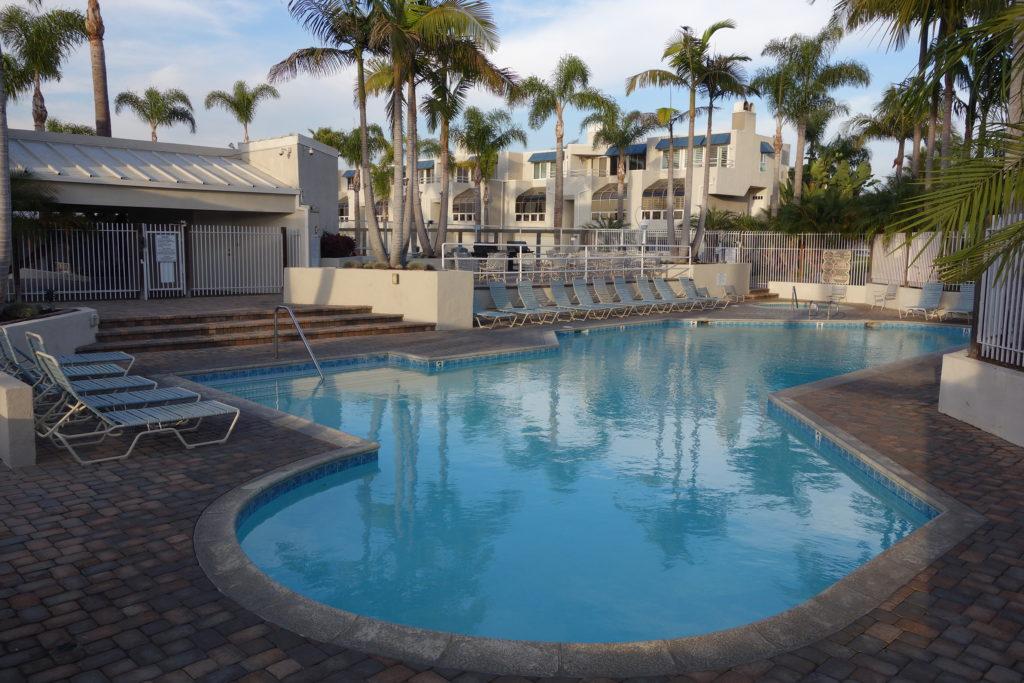 Seabridge Townhomes Pool