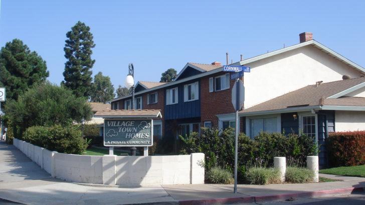Village Townhomes Huntington Beach