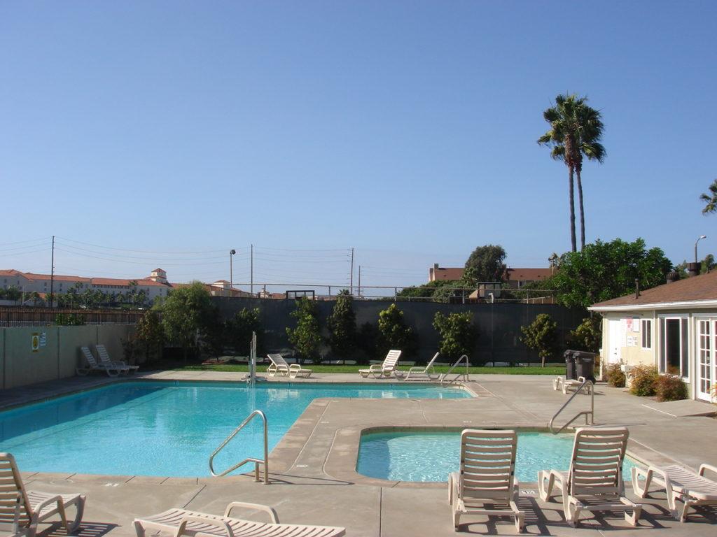 Surfside Homes by the Sea Huntington Beach pool