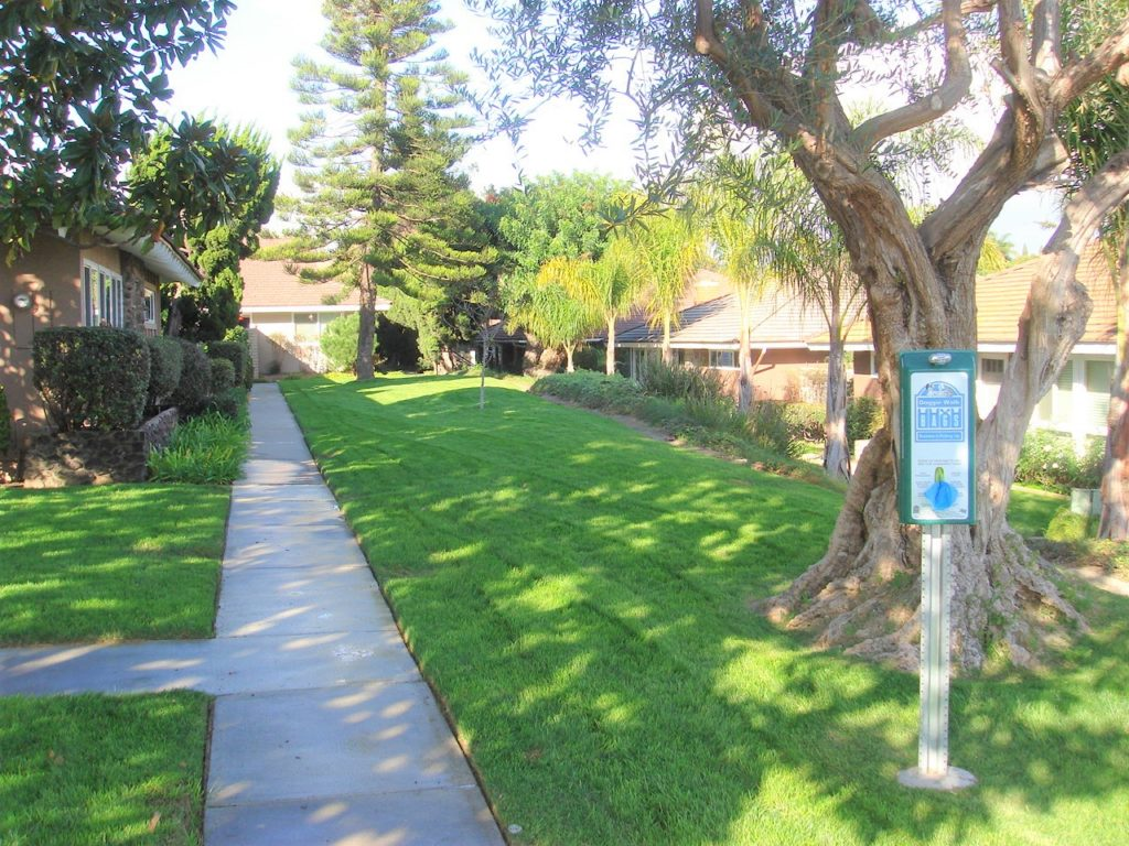 Fernhill Townhomes Huntington  Beach outdoors