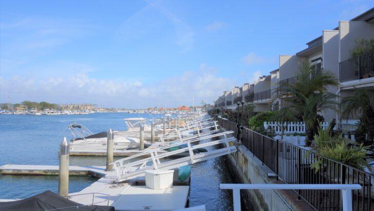 Huntington Marina Condos Huntington Beach