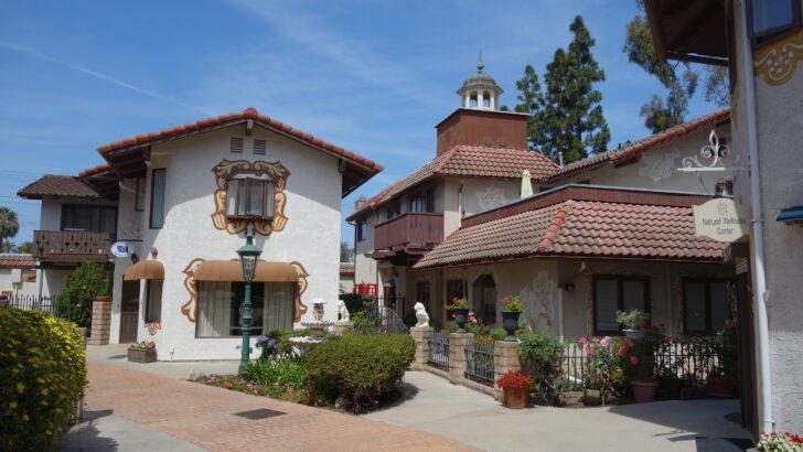 Old World Village Condos Huntington Beach