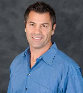 Real estate agent Zeb Plante